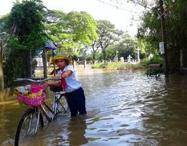 Bình Định: Lũ lại về, hơn 34.000 học sinh phải nghỉ học