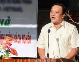 Phó Bí thư Bình Định trả lại gần 400 triệu đồng tiền học tiến sĩ
