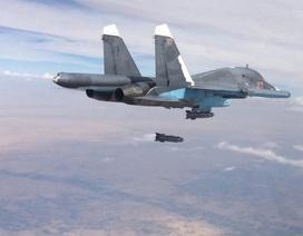 Nga khẳng định không va chạm với máy bay nước khác ở Syria