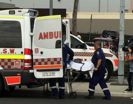 Úc: Xả súng tại một trung tâm mua sắm ở Sydney