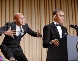 Khi Tổng thống Obama châm chọc Donald Trump