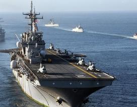 Mỹ - Ấn hợp tác chống ngầm đối phó Trung Quốc
