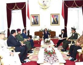 Indonesia, Malaysia, Philippines hợp tác tuần tra trên Biển Đông
