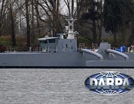 Mỹ thử nghiệm tàu săn ngầm không người lái lớn nhất thế giới