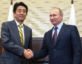 Nga - Nhật thống nhất cách tiếp cận mới trong giải quyết tranh chấp lãnh thổ