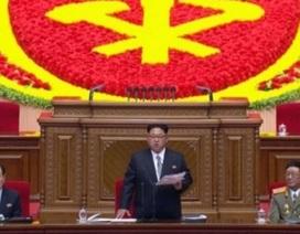 Ông Kim Jong-un ca ngợi thành công về hạt nhân trong diễn văn khai mạc đại hội đảng