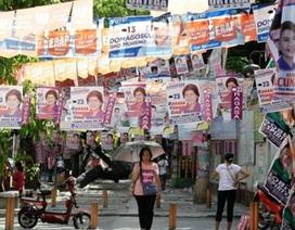 54 triệu cử tri Philippines bỏ phiếu bầu tổng thống mới