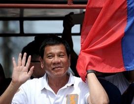 """""""Donald Trump của Philippines"""" tuyên bố đắc cử tổng thống"""