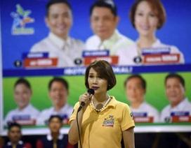 Chính trị gia chuyển giới đầu tiên trong Quốc hội Philippines