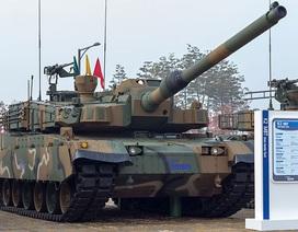 """Hàn Quốc sắp triển khai 100 xe tăng """"Báo đen"""" đối phó Triều Tiên"""