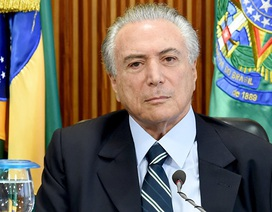 Wikileaks: Tổng thống lâm thời Brazil là gián điệp của Mỹ