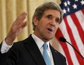 Ngoại trưởng Mỹ Kerry sẽ tháp tùng Tổng thống Obama thăm Việt Nam