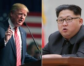 Tỷ phú Donald Trump sẵn sàng gặp ông Kim Jong Un để bàn về hạt nhân