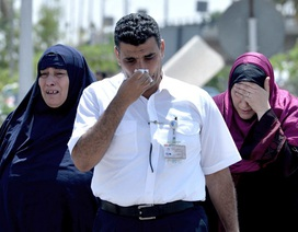 Ai Cập điều tàu, máy bay tìm kiếm phi cơ mất tích