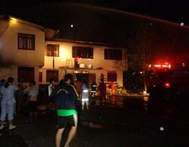 Cháy ký túc xá trường học ở Thái Lan, 17 nữ sinh thiệt mạng
