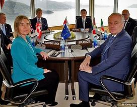 G7 sẽ mạnh mẽ phản đối quân sự hóa Biển Đông