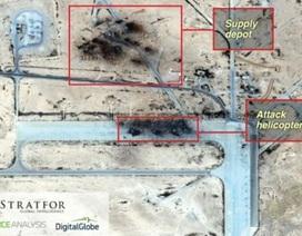 Căn cứ không quân từng được Nga sử dụng tại Syria nghi bị IS phá hủy