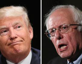 """Tỷ phú Trump tuyên bố không tranh luận với """"kẻ về nhì"""" như ông Sanders"""
