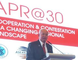 Thủ tướng Malaysia kêu gọi ASEAN chung tay giải quyết vấn đề Biển Đông