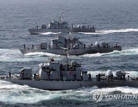 """Triều Tiên """"tố"""" Hàn Quốc xâm phạm lãnh hải"""