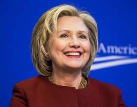 """Báo Mỹ đồng loạt đưa tin bà Hillary """"cán mốc"""" đề cử ứng viên tổng thống"""