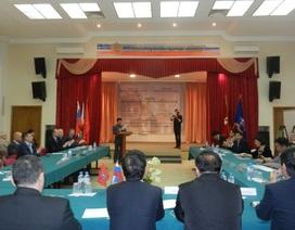 Người Việt tại Nga: Hội thảo Quản lý dự án đầu tư xây dựng và hạ tầng đô thị