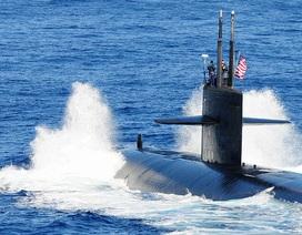"""Hải quân Mỹ tiễn đưa tàu ngầm tấn công về """"nghỉ hưu"""""""