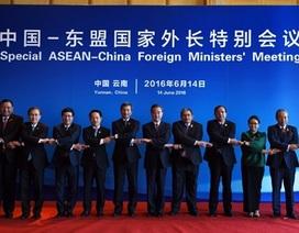 ASEAN ra tuyên bố chung bày tỏ quan ngại về vấn đề Biển Đông