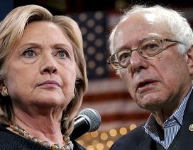Thượng nghị sĩ Sanders tuyên bố sẽ tiếp tục cạnh tranh với bà Clinton