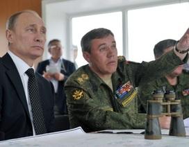 Tướng Nga nói mất kiên nhẫn vì sự miễn cưỡng của Mỹ ở Syria