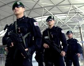 Hàn Quốc thắt chặt an ninh sau đe dọa khủng bố của IS nhằm vào căn cứ Mỹ