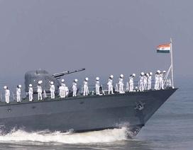 Tàu chiến Ấn Độ ghé cảng Hàn Quốc trong kế hoạch hiện diện tại Biển Đông