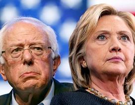Thượng nghị sĩ Sanders phát tín hiệu dừng cuộc trước bà Clinton