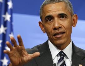Tổng thống Obama tiết lộ công việc sẽ làm sau khi rời Nhà Trắng