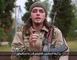 IS tung video dọa khủng bố hàng loạt ở Mỹ