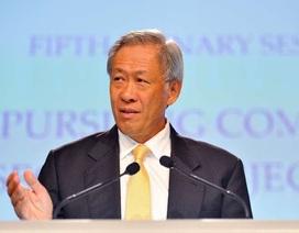 Singapore: ASEAN phải có vai trò giải quyết tranh chấp Biển Đông