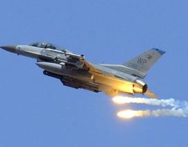 Mỹ không kích tiêu diệt hai chỉ huy cấp cao IS