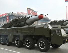 Tên lửa Musudan của Triều Tiên không thể bắn tới đảo Guam của Mỹ