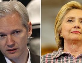 Wikileaks công bố hơn 1.200 thư điện tử cá nhân của bà Hillary Clinton