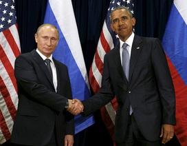 Tổng thống Putin gửi thông điệp tới ông Obama nhân Quốc khánh Mỹ
