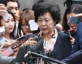 Con gái nhà sáng lập Tập đoàn Lotte bị bắt