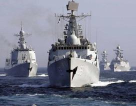 Trung Quốc và Nga sắp tập trận chung ở Biển Đông?