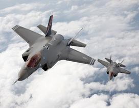 Mỹ sẵn sàng triển khai máy bay F-35 tới Baltic