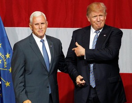 """Lộ diện """"phó tướng"""" của tỷ phú Donald Trump"""