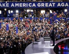 Toàn cảnh đại hội toàn quốc đảng Cộng hòa Mỹ