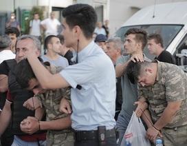 Thổ Nhĩ Kỳ buộc tội 99 tướng liên quan tới đảo chính