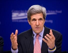 Ngoại trưởng Mỹ tới Philippines giữa lúc Biển Đông căng thẳng
