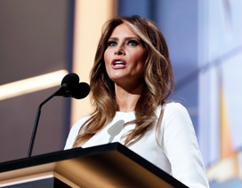 """Người viết bài phát biểu cho vợ tỷ phú Trump từ chức sau bê bối """"đạo văn"""""""