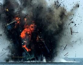 Indonesia sẽ đánh chìm 71 tàu cá nước ngoài đúng dịp quốc khánh