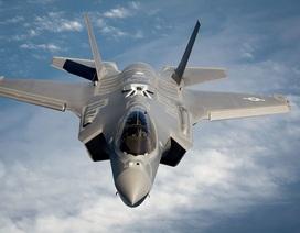 Phi đội F-35 đầu tiên của Mỹ sẵn sàng tác chiến